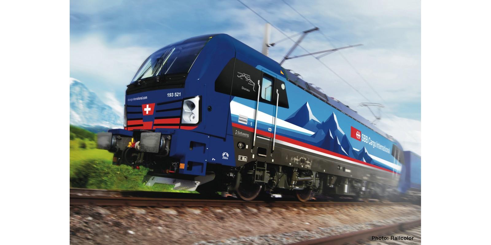 RO79917 E-Lok 193 521 SBB AC-Snd.