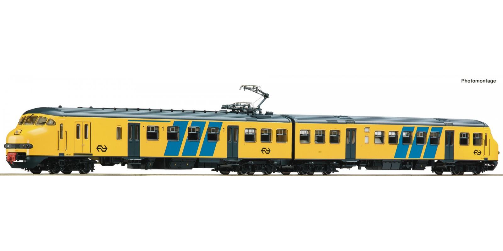 RO63138 Electric multiple unit Plan V