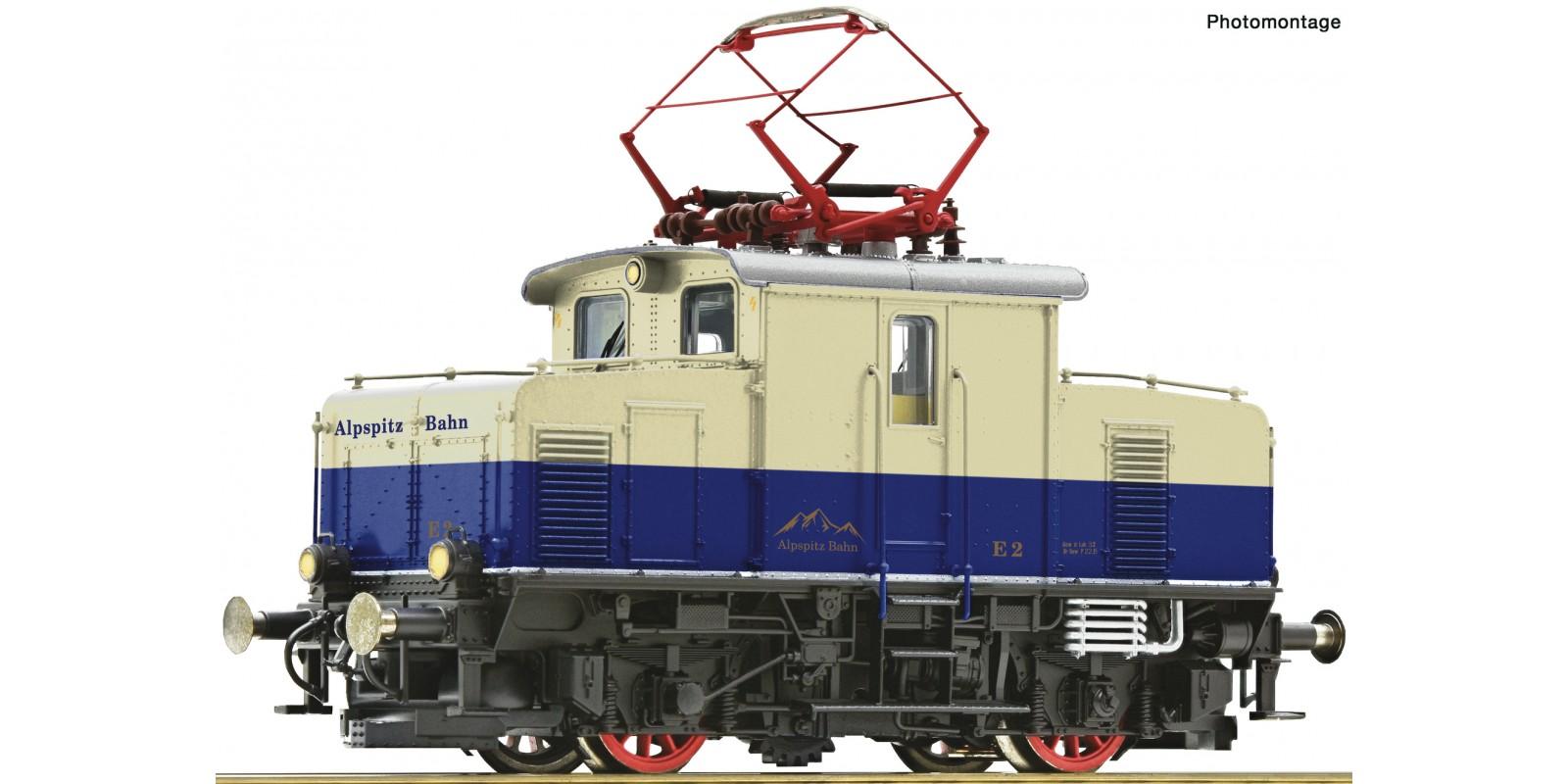 RO70442 Cogwheel electric locomotive