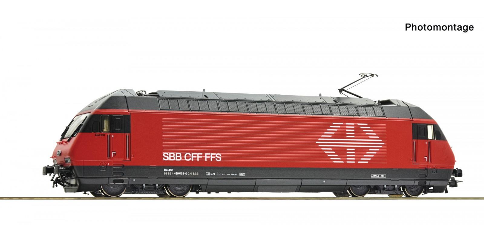 RO70661 Electric locomotive 460 068-0