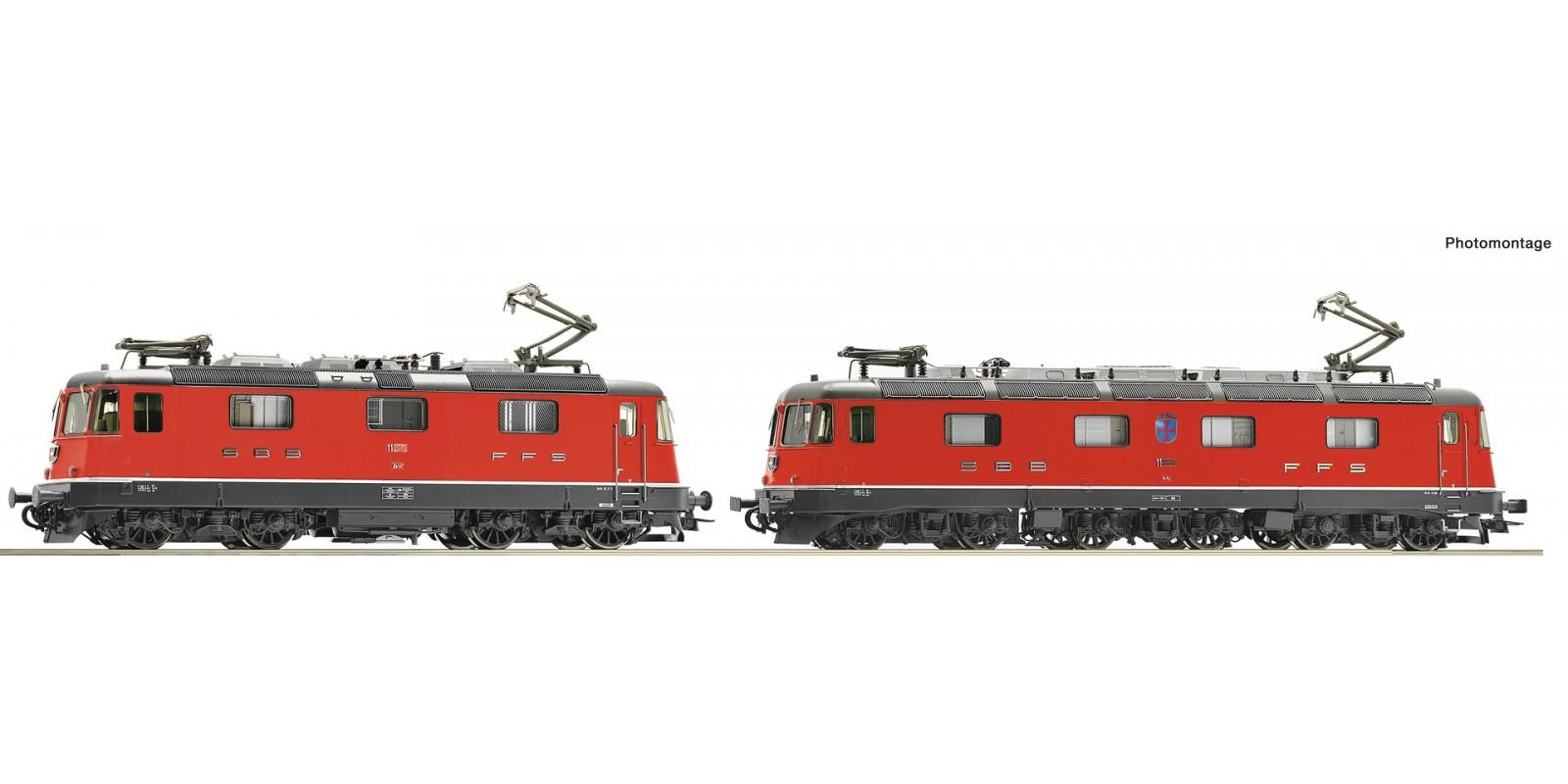 RO71409 Electric locomotive Re 10/10