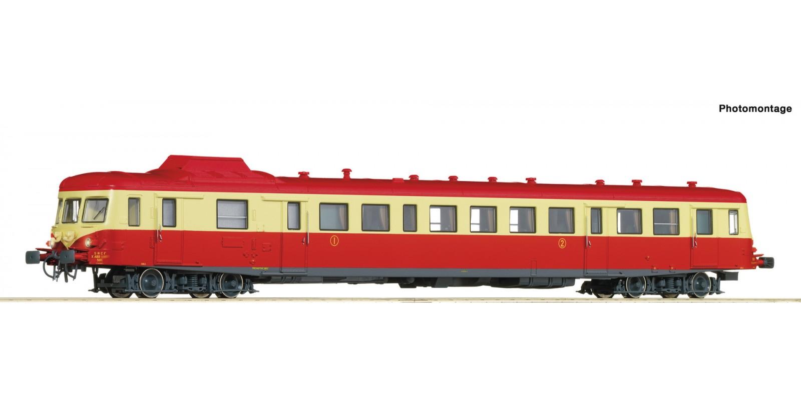 RO73008 Diesel railcar X2802