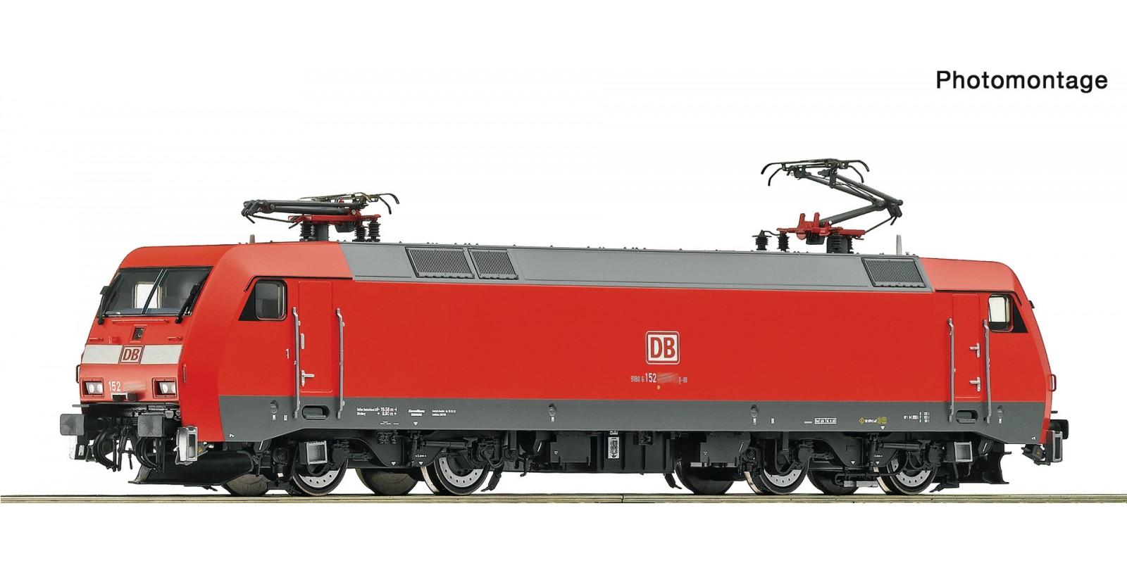 RO73166 Electric locomotive class 152