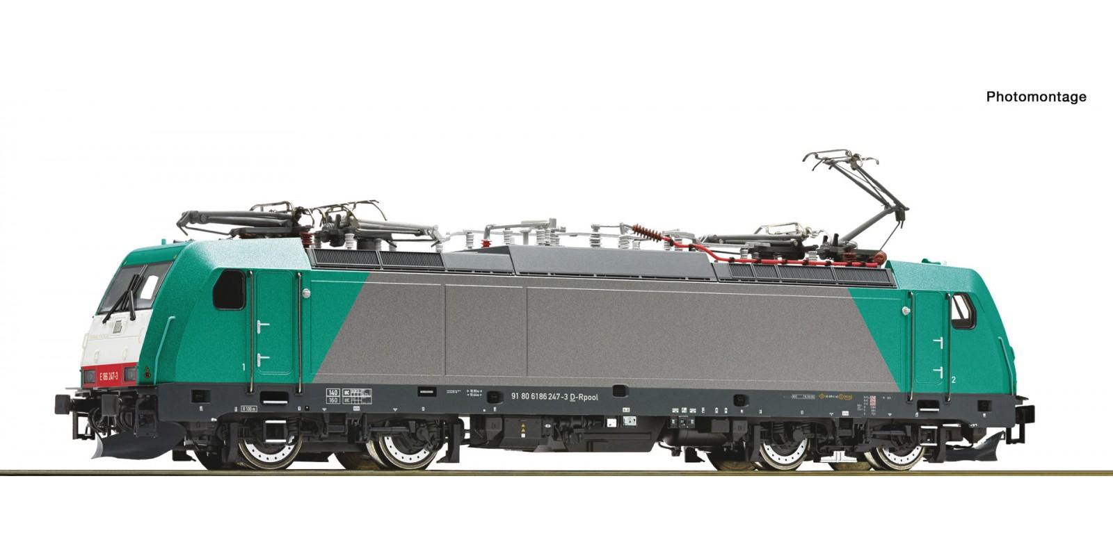 RO73226 Electric locomotive 186 247-3
