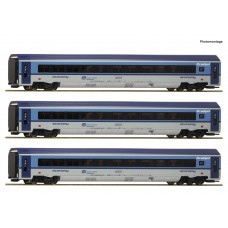 "RO74068 3 piece set: ""Railjet"""