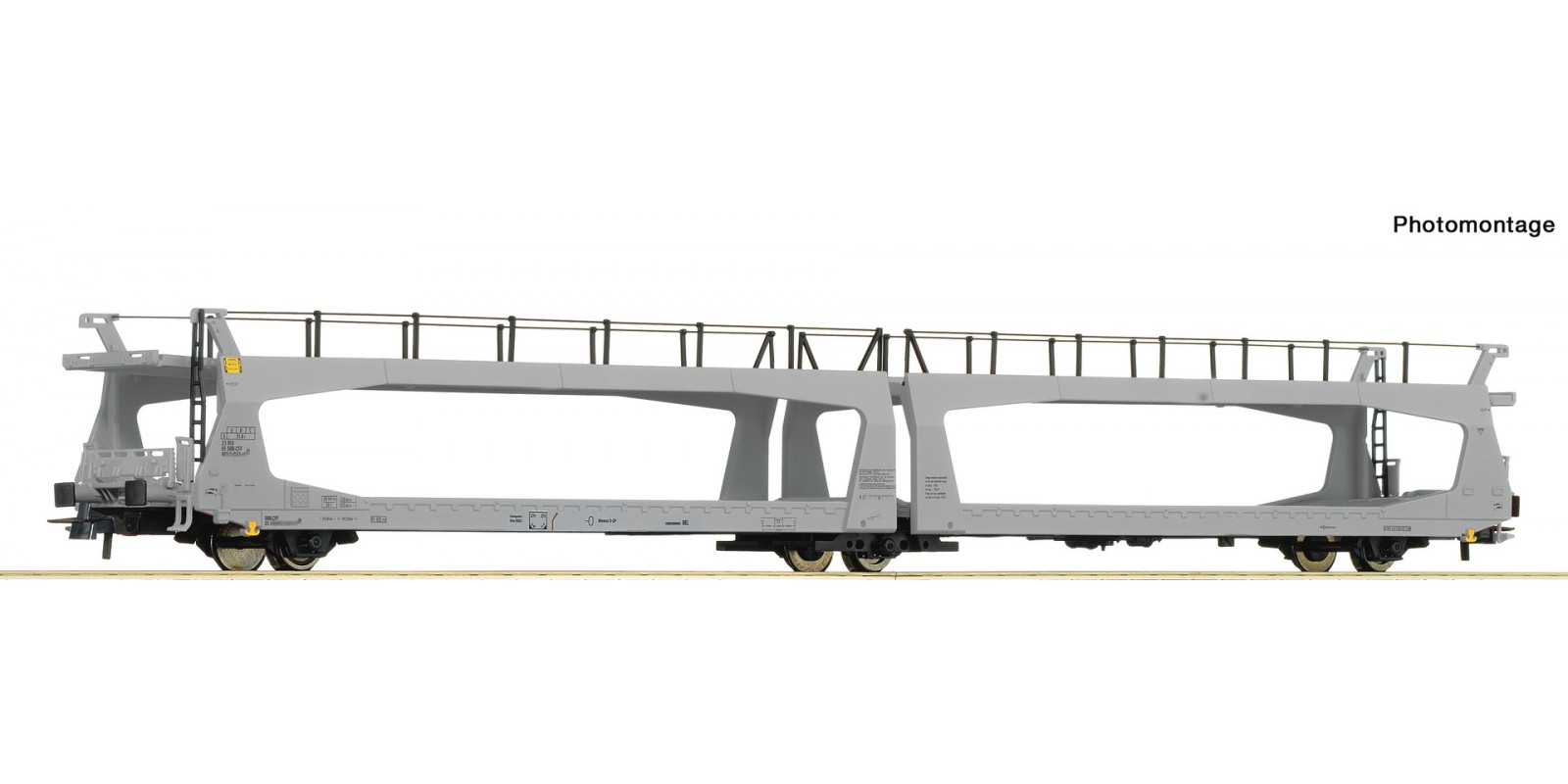 RO77530 Car carrier wagon