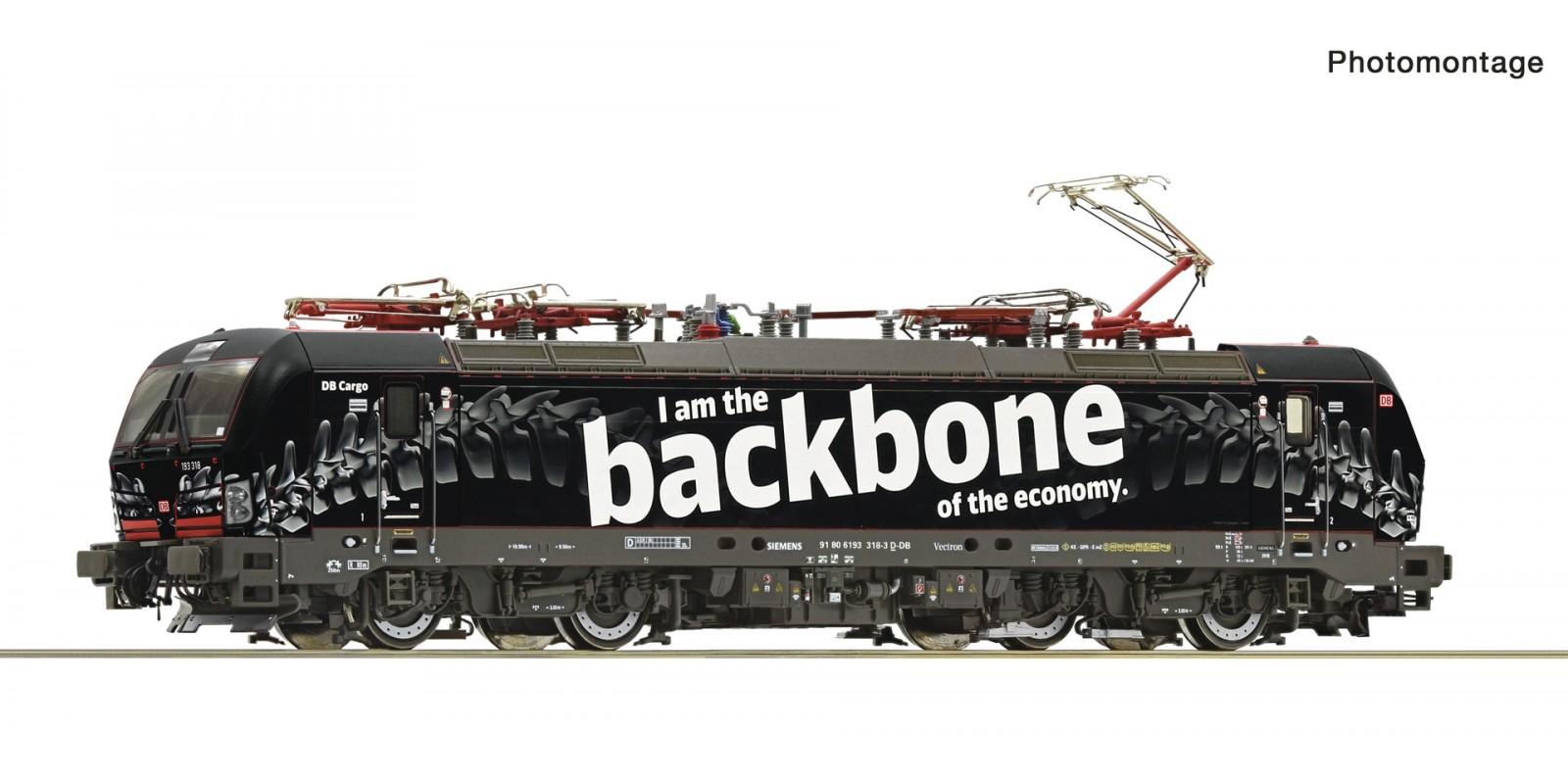 RO78316 Electric locomotive 193 318-3