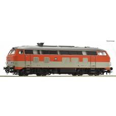 RO78749 Diesel locomotive 218 144-4