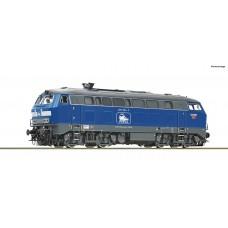 RO78755 Diesel locomotive 218 054-3
