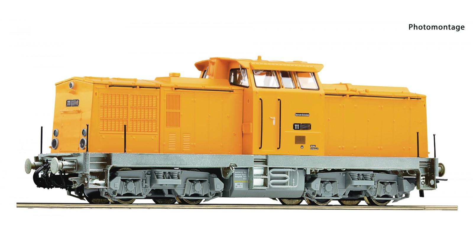 RO78814 Diesel locomotive class 111