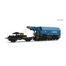 RO79037 Digital railway slewing crane EDK 750