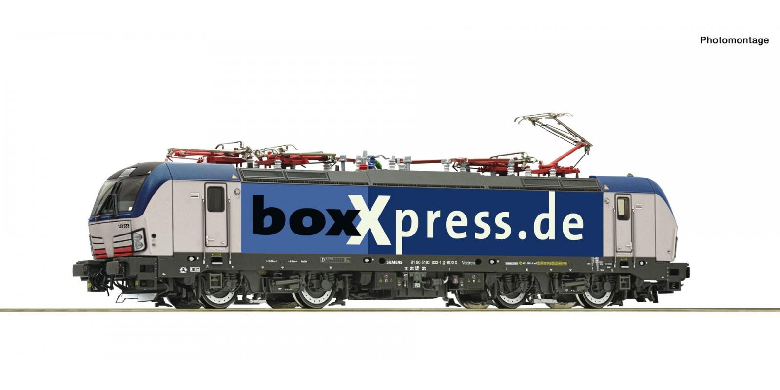 RO79951 Electric locomotive 193 833-1