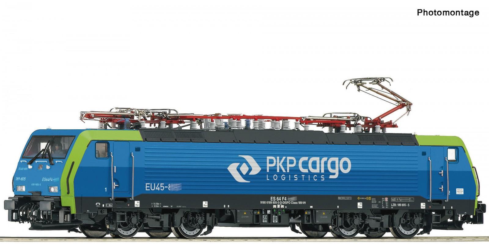 RO79957 Electric locomotive EU45