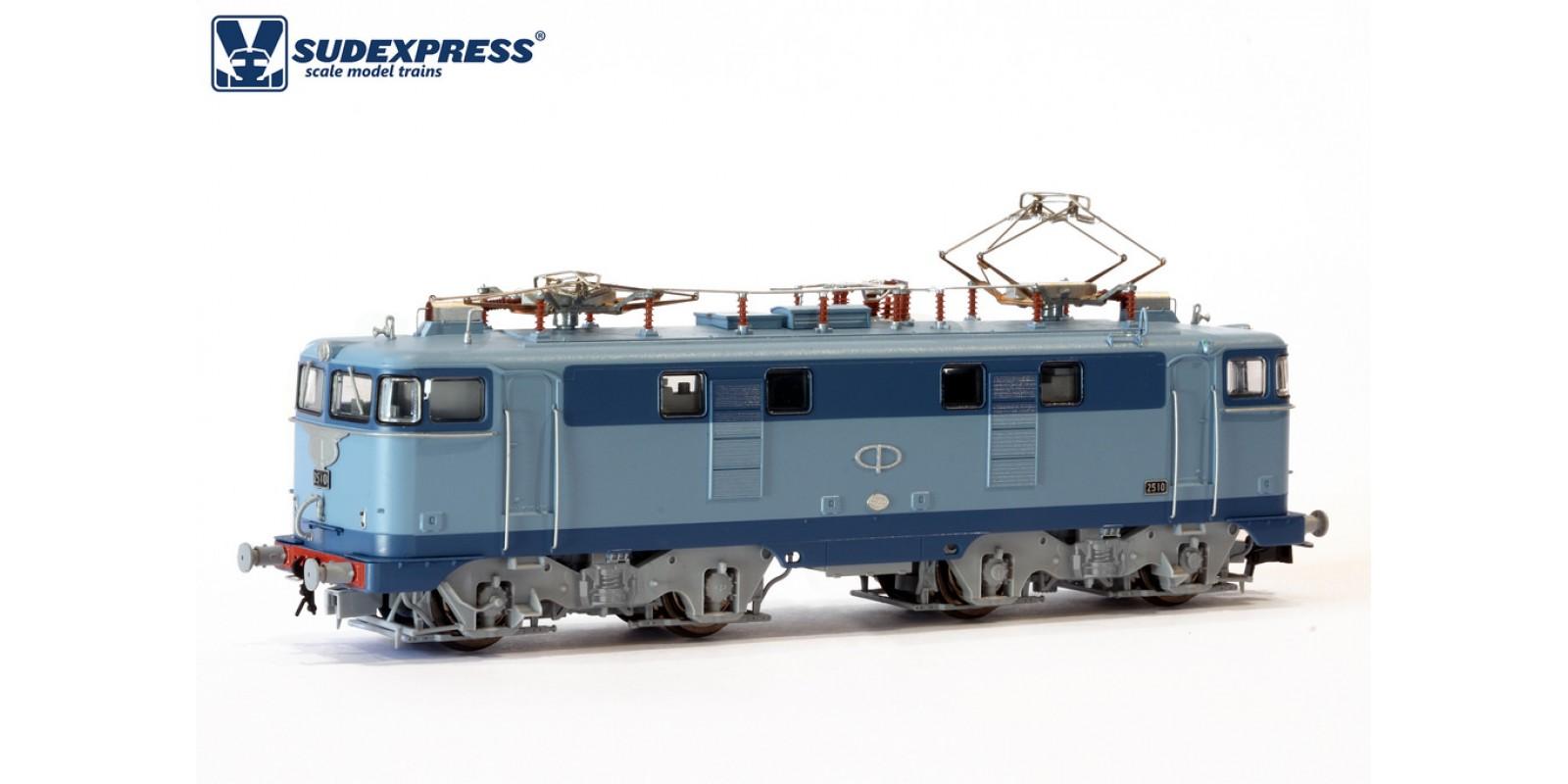 SUD251016ACDS  Electric Locomotive  2510 V Original