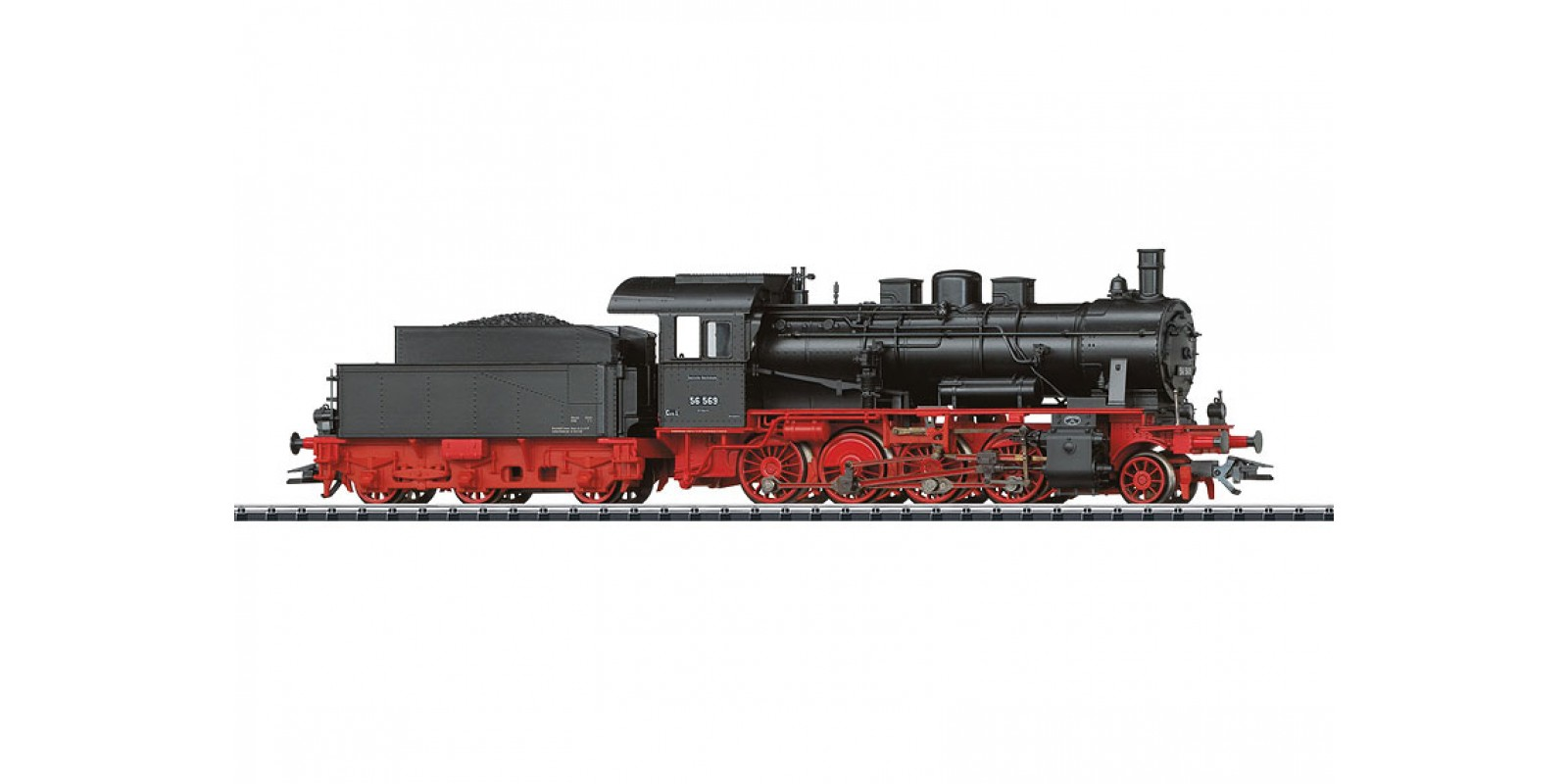 T22562 Class 56.2-8 Freight Steam Locomotive