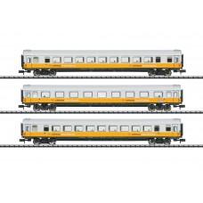 """T15673 """"Lufthansa Airport Express"""" Car Set"""