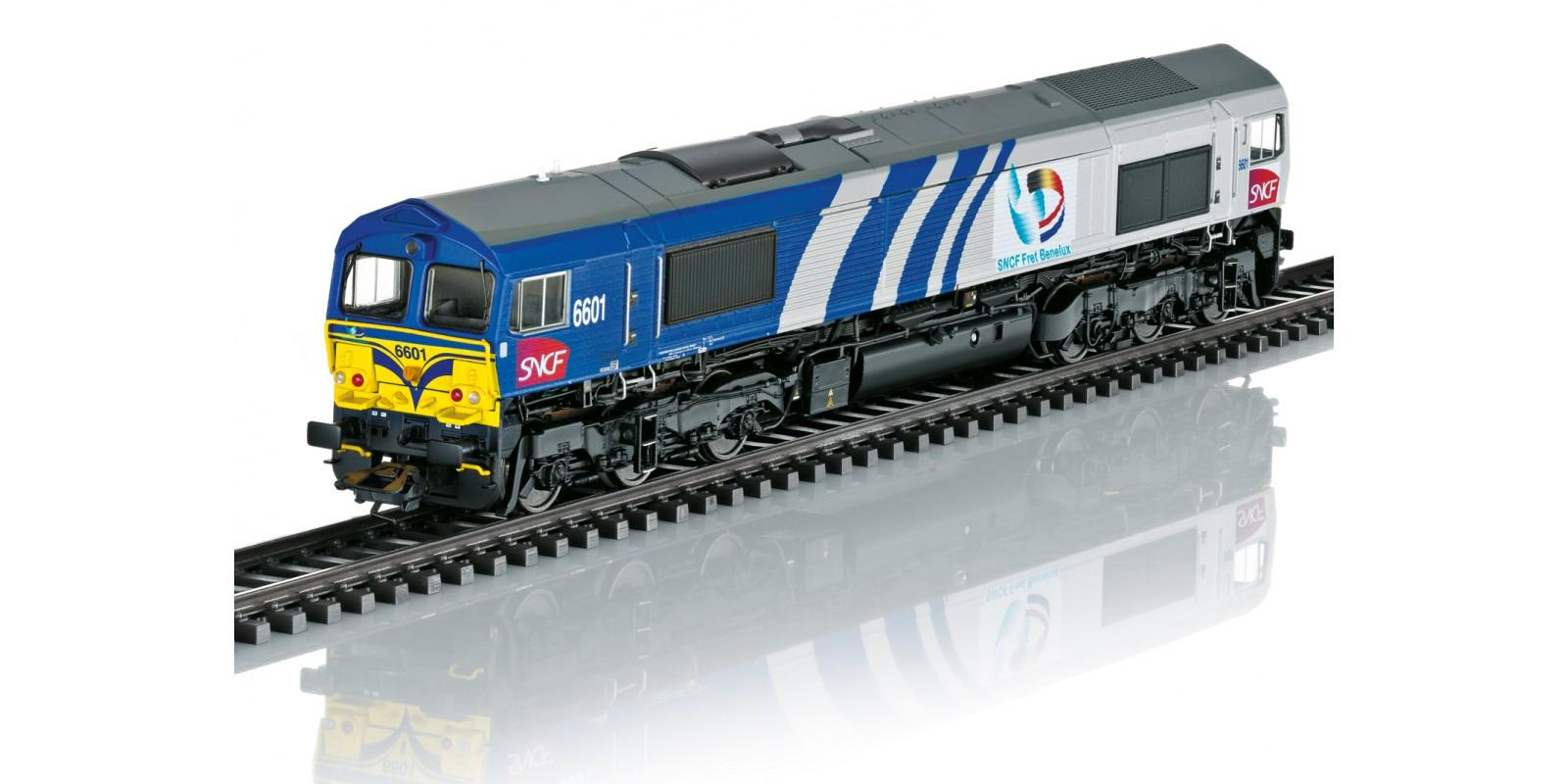 T22696 Class 66 Diesel Locomotive
