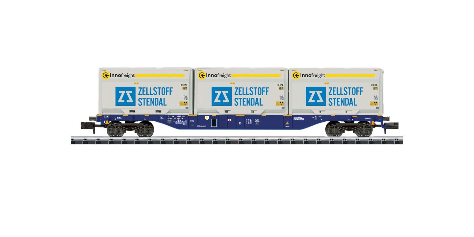 T18420 Containertragwagen Bauart Sgnss