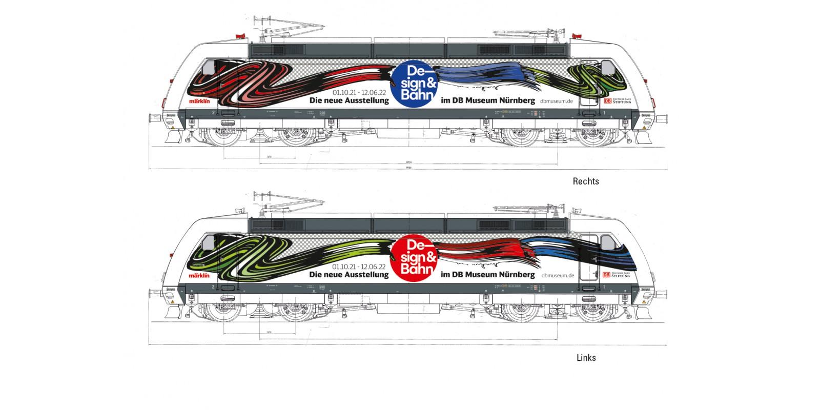T25379 Class 101 Electric Locomotive