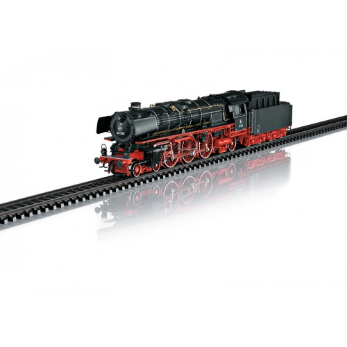 T22035 Express Steam Locomotive with a Tender, Road Number 01 202