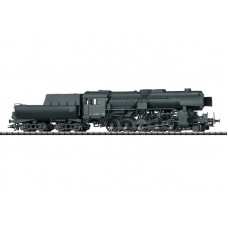 T22225 Class 42 Heavy Steam Freight Locomotive with a Tub-Style Tender