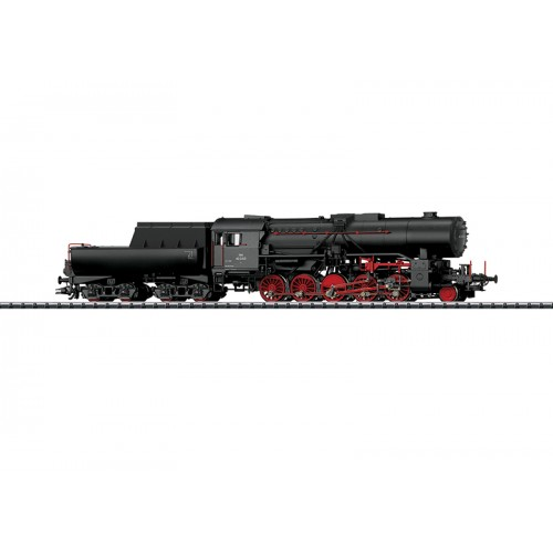 T22229 Class 42 Heavy Steam Freight Locomotive with a Tub-Style Tender