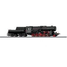 T22345 Class 42 Heavy Steam Freight Locomotive with a Tub-Style Tender