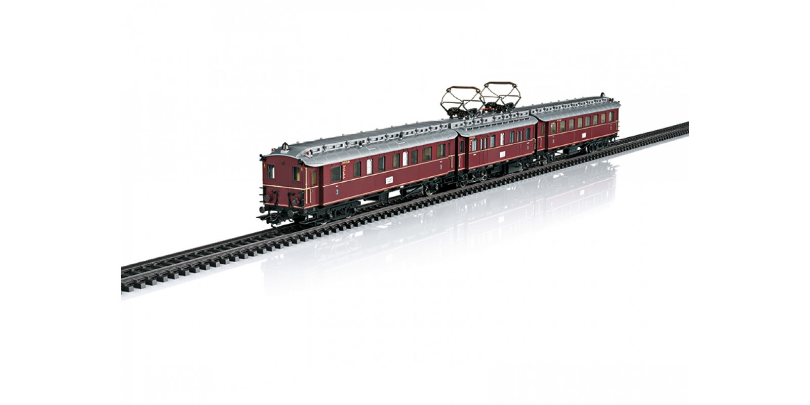 T22738 Class ET 87 Electric Powered Rail Car Train