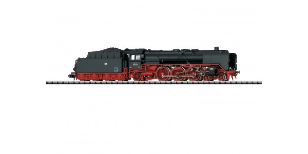 T16011 Steam Locomotive with a Tender, Road Number 01 118