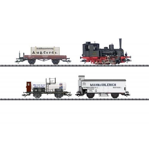 "T21344 ""800 Years of Rostock"" Train Set"