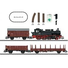 """T21532  DR """"Era III Freight Train"""" Digital Starter Set. 230 Volts"""
