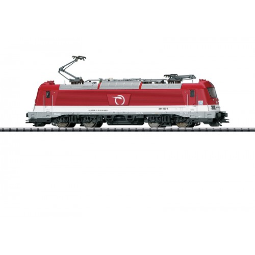 T22287 Class 381 Electric Locomotive
