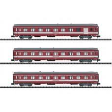"""T15950 """"Le Capitole"""" Express Train Passenger Car Set"""