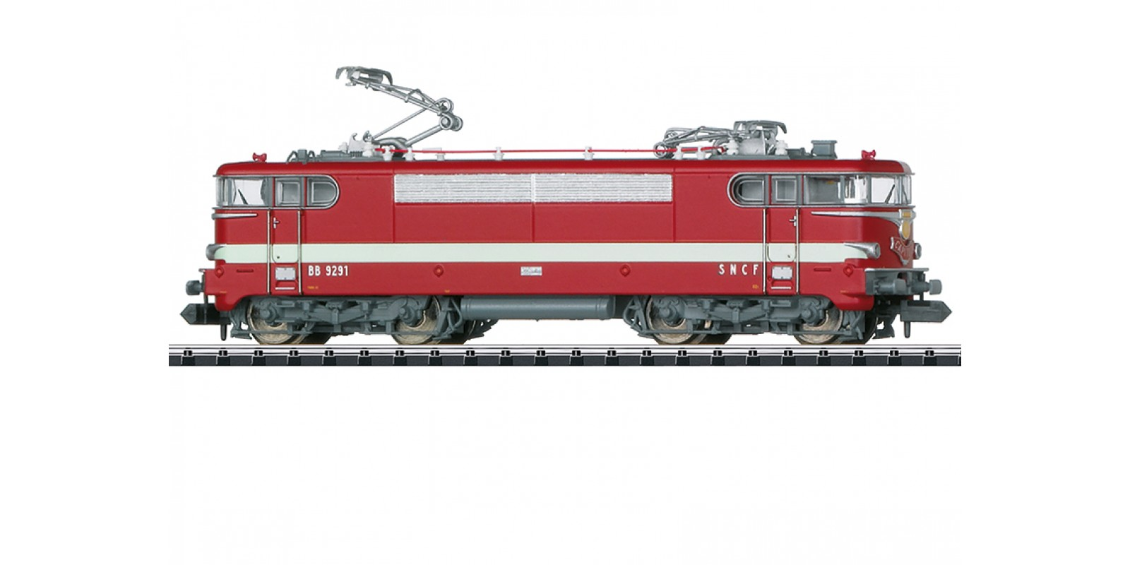 T16691 Class BB 9200 Electric Locomotive