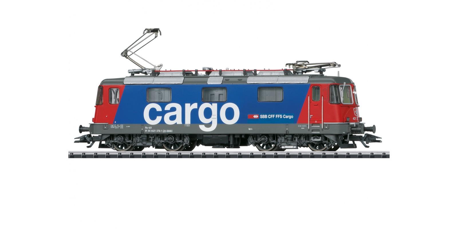 T22846 Class 421 Electric Locomotive