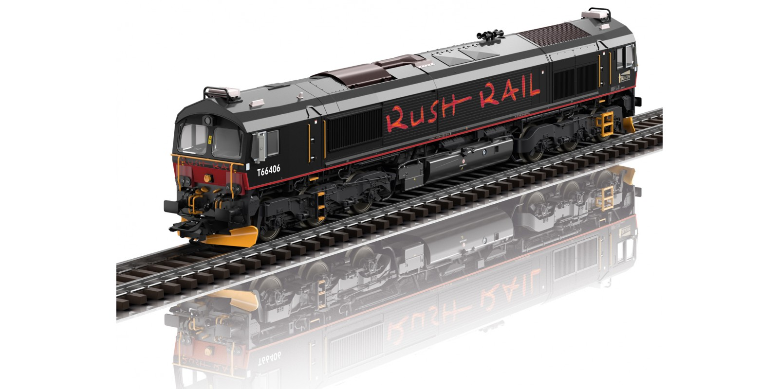 T22997 Class 66 Diesel Locomotive