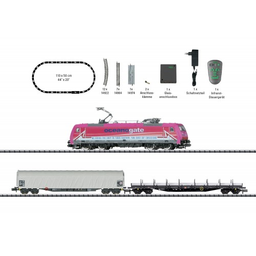 "T11149 ""Freight Train"" Digital Starter Set"