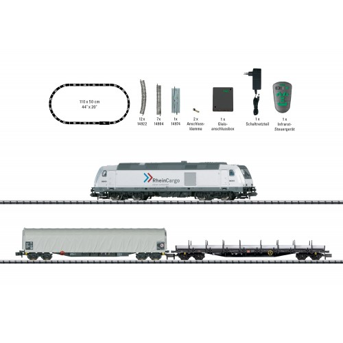 "T11155 ""Freight Train"" Digital Starter Set"