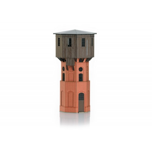 "T66328 ""Prussian Water Tower"" Building Kit"