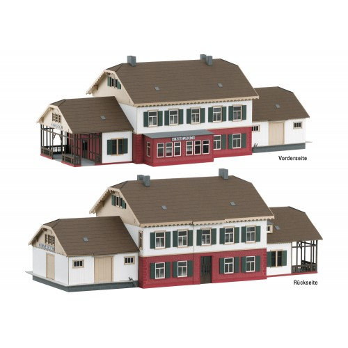 "T66337 ""Himmelreich Station"" Building Kit"