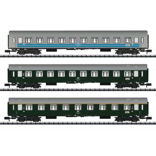 """T15995 """"Baltic-Orient Express"""" Express Train Passenger Car Set"""