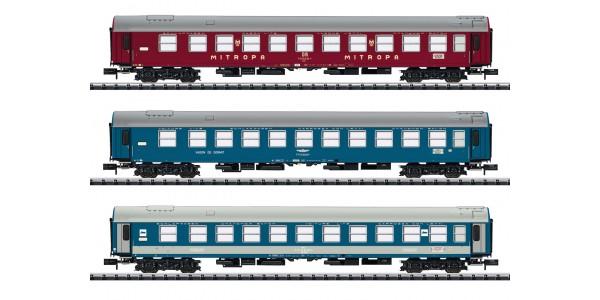 """T15996 """"Baltic-Orient Express"""" Express Train Passenger Car Set"""