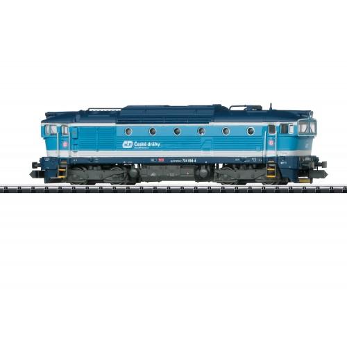 T16738 Class 754 Diesel Locomotive