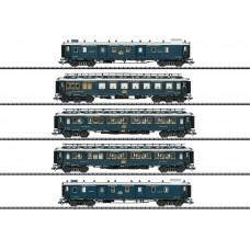 T23219 Simplon Orient Express Express Train Passenger Car Set 1