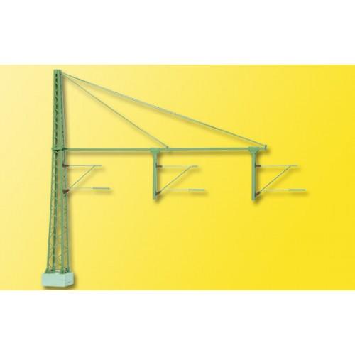 VI4161 H0 Suspended box girder covering three tracks
