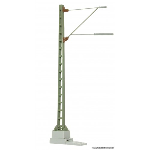 Vi4109 H0 Standard mast, 10 pieces