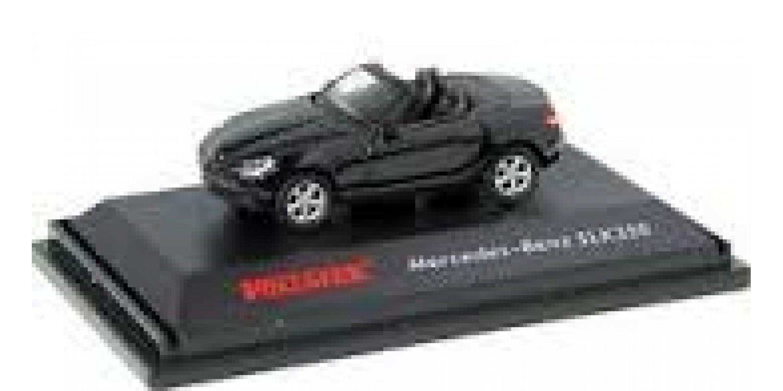 VO41605 Mercedes Benz SLK 350 for gauge  H0 - color: black