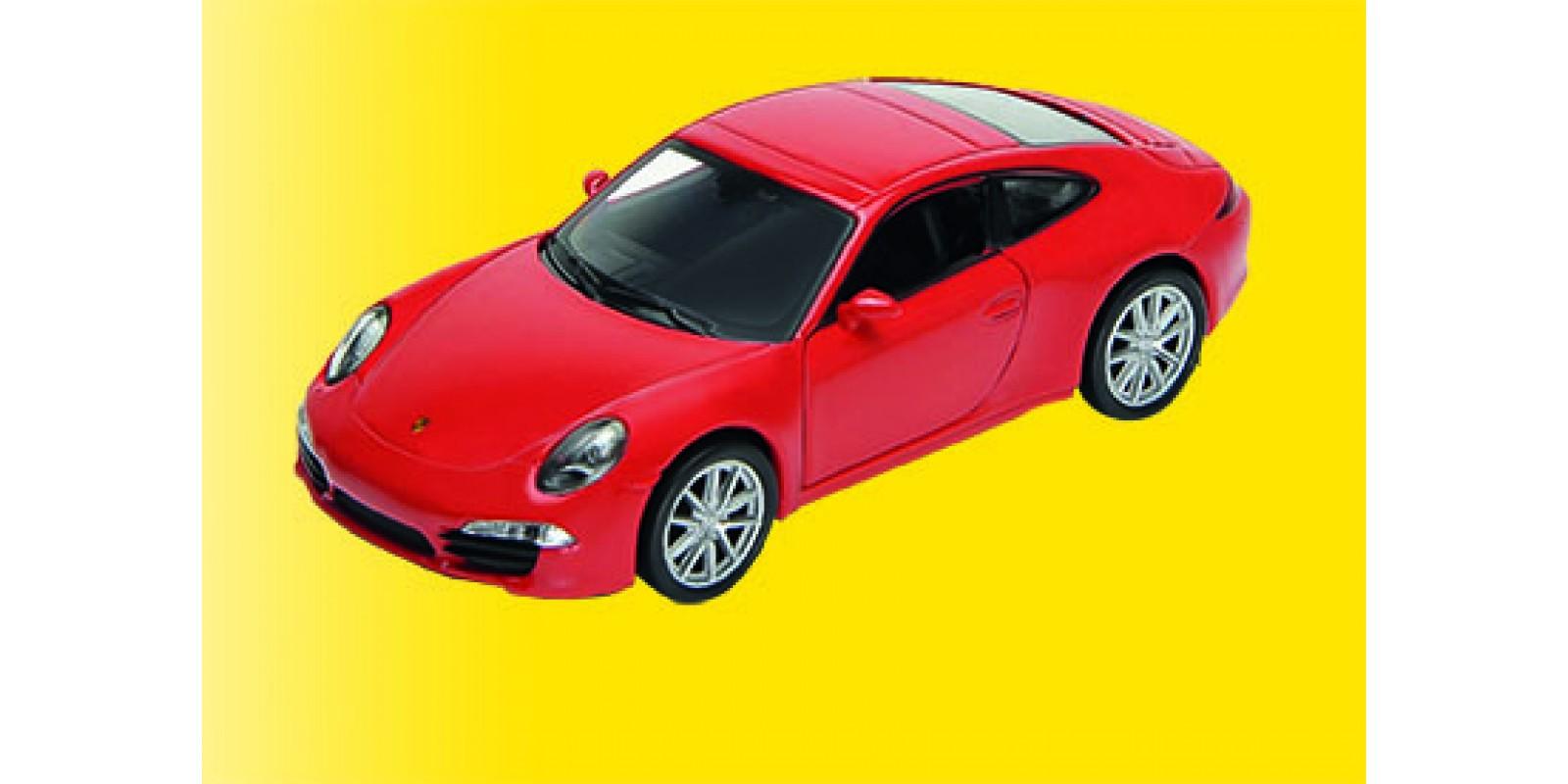 Vo41611 H0 Porsche 911 Carrera S, red, finished model