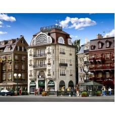 VO43618 H0 Vienna café