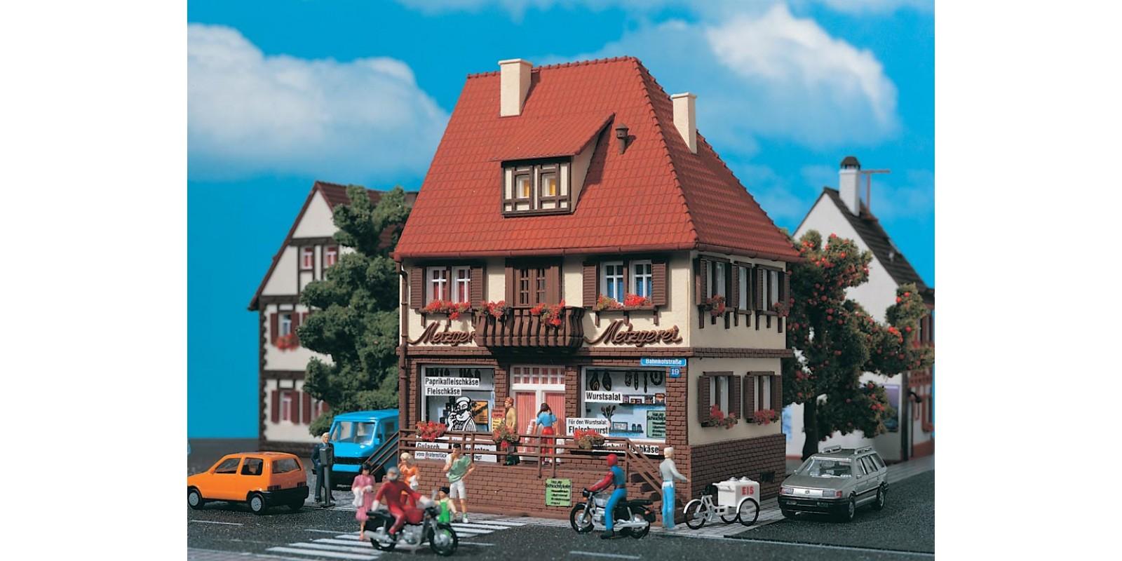 VO43674 H0 Butchery Bahnhofstraße 19